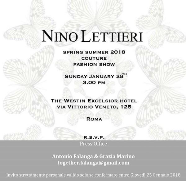 """Altaroma: Nino Lettieri presenta il cielo di """"Hida"""""""