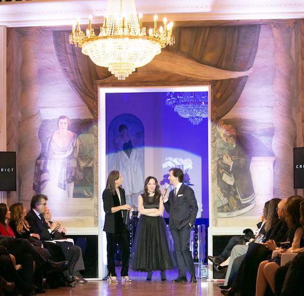 "Aline Oliveira e Asia Neriby Irene Matteiprotagoniste al ""Creative District"""