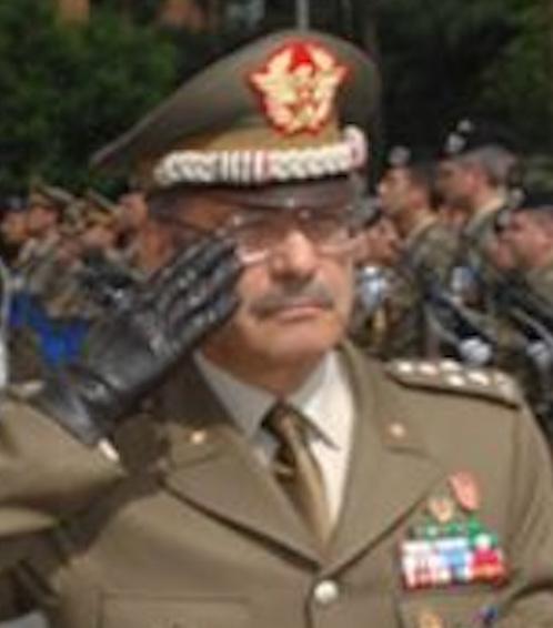 """Il cordoglio del Generale Graziano per il decesso del Generale Castagnetti: """"Straordinaria figura di uomo e di soldato"""""""