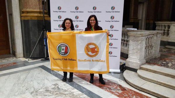 Nemi si conferma nel 2018 Bandiera Arancione del Touring Club Italiano