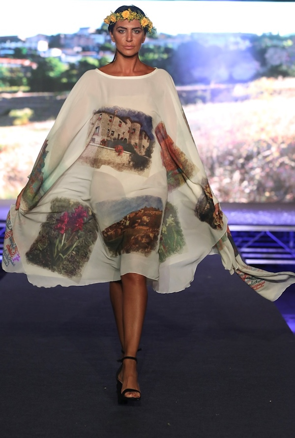 """L' Alta Moda Italiana a """"La notte veste Villa D'Agri"""""""