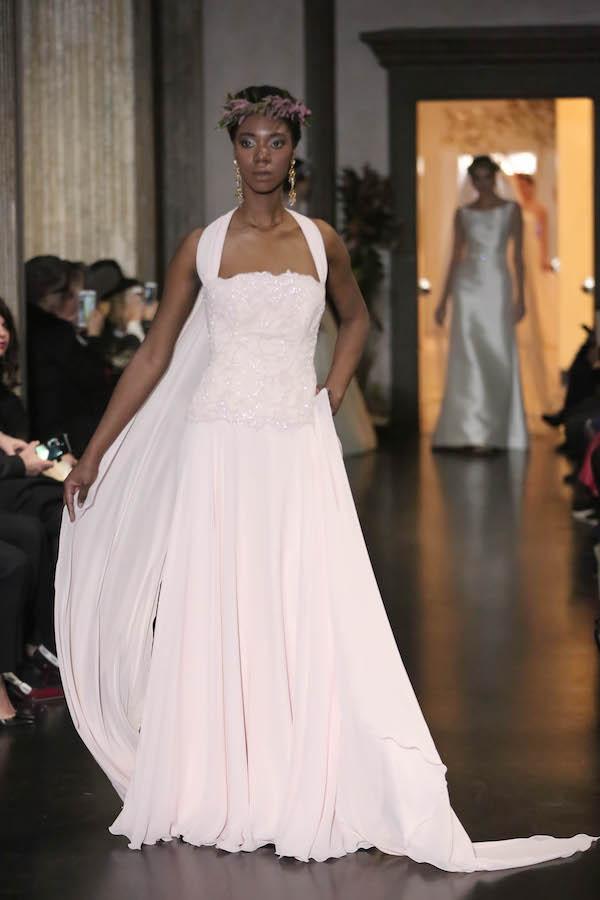 """Alta Roma Fashion Week : per l'evento """"Victoria"""" sfila la sposa di Cinzia Ferri"""