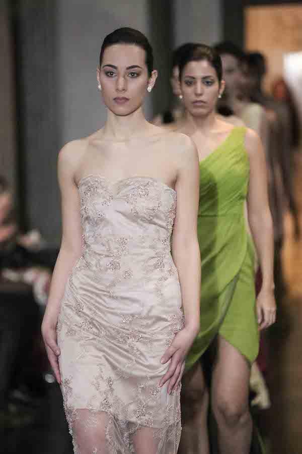 """Alta Roma Fashion Week: in passerella l'Alta Moda di Vanessa Villafane per """"Victoria"""""""