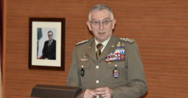 CASD: Il Generale Claudio Graziano alla chiusura dell'Anno Accademico