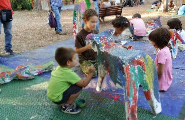 """Torna """"La Città in Tasca"""": arte, gioco e cultura per tutti i bambini e i ragazzi di Roma"""