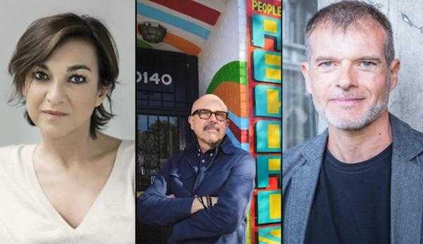 Letterature: domani 12 giugno seconda serata a Massenzio con Daria Bignardi, Michael Zadoorian e Stefano Massini