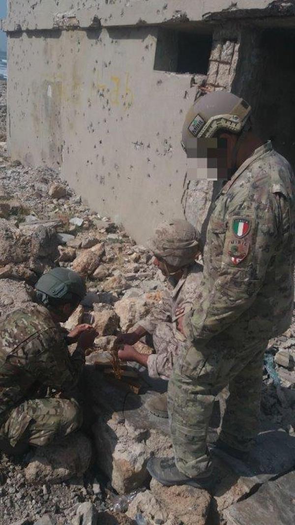 Missione in Libano: concluso il corso Special Force Breaching