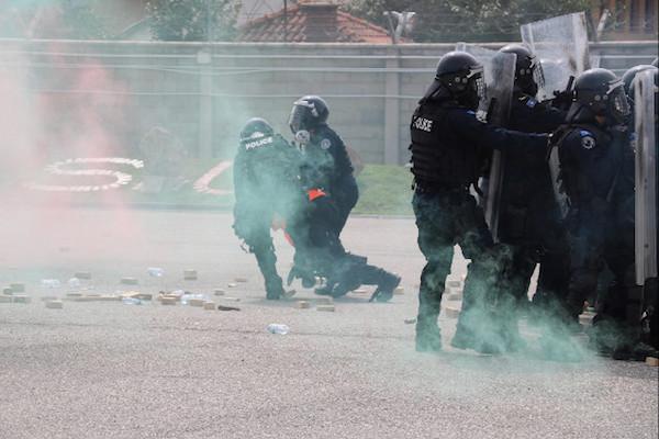 Missione in Kosovo: Carabinieri MSU addestrano Kosovo Police