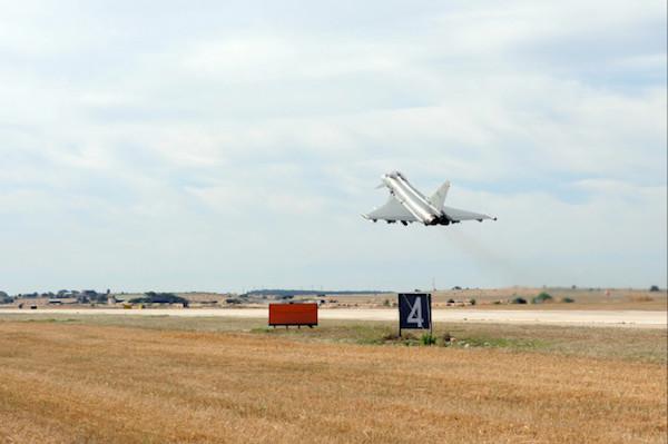Montenegro: contributo alla sicurezza dello spazio aereo