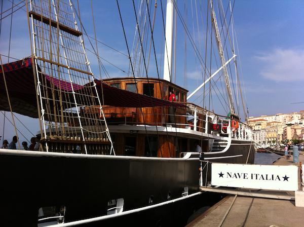 Bambino Gesù, pazienti in mare aperto a bordo di Nave Italia