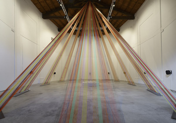 "Mostra ""Matteo Nasini. Neolithic Sunshine "" dal 21 luglio al 7 ottobre 2018"