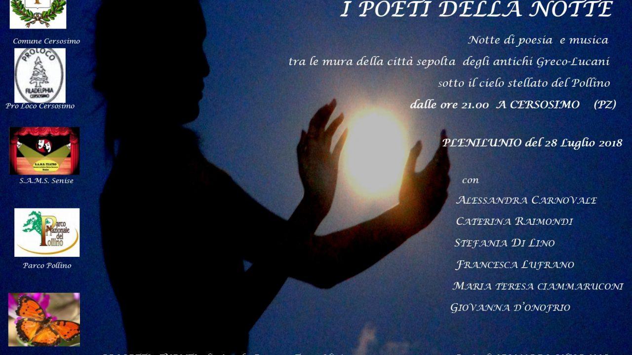 """""""Sogno di Poesia nella nostra Bella Italia"""": quando i poeti incontrano il popolo"""