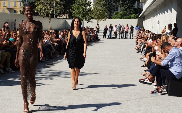 Le creazioni di Good Luck protagoniste alla fashion week milanese.