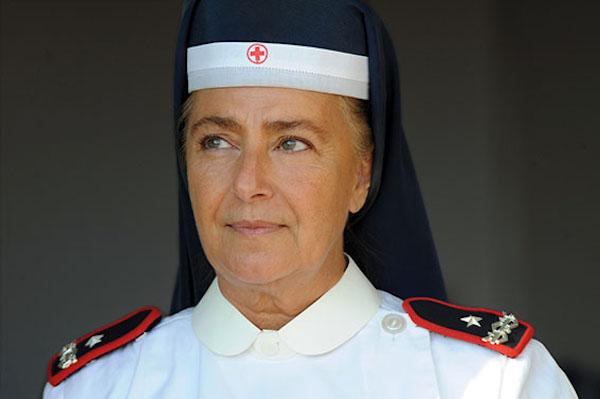 Luci della Storia su Porta Pia: il Premio Oltre la breccia a Sorella Dialuce, Ispettrice Nazionale delle Infermiere Volontarie della Croce Rossa Italiana