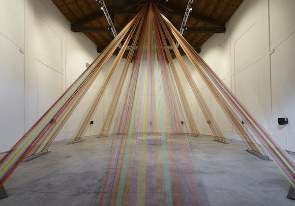 """Matteo Nasini: """"Sleep concert"""" presso il Centro Arti Visive Pescheria a Pesaro"""