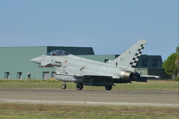 """Aeronautica Militare : al via l'operazione NATO """"Northern Stork"""""""