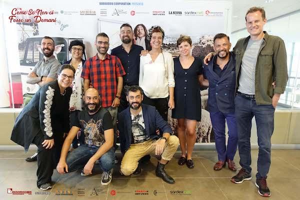 """Al via le riprese di """"Come Se Non ci Fosse un Domani """" il nuovo film di Pino e gli Anticorpi"""