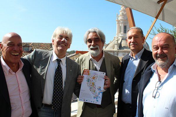 Presentata a Roma la sesta edizione di Food&Book, dal 12 al 14 ottobre 2018 alle Terme Tettuccio di Montecatini
