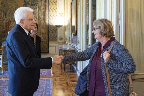 Il Presidente Mattarella ha ricevuto i familiari di Giulio Regeni
