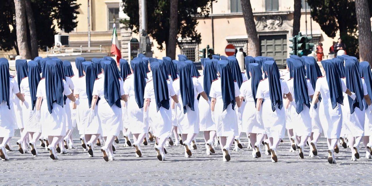 Raggiunte le 5000 firme per la petizione indetta dalle Infermiere Volontarie della Croce Rossa Italiana