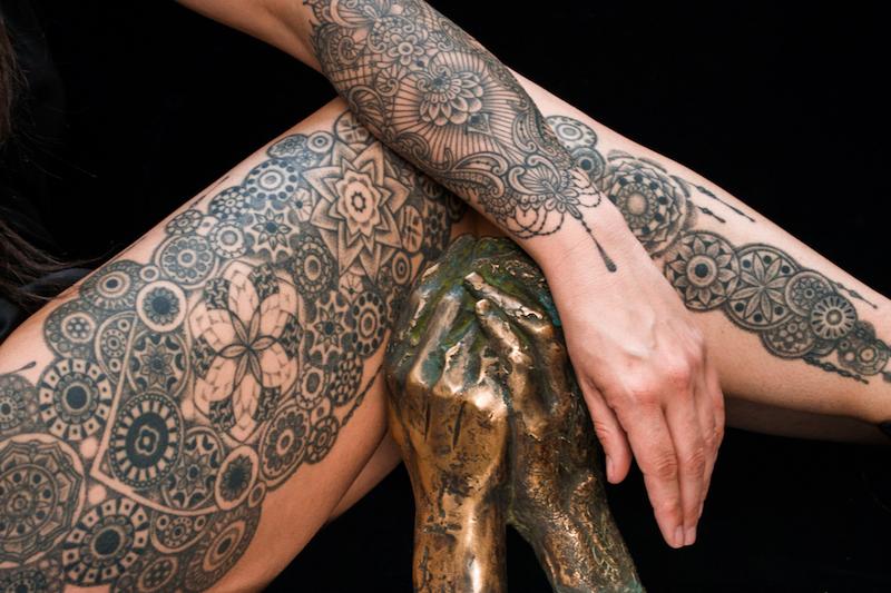 L'arte del tatuaggio arriva per la prima volta al Vittoriano con Marco Manzo dal 6 al 16 dicembre