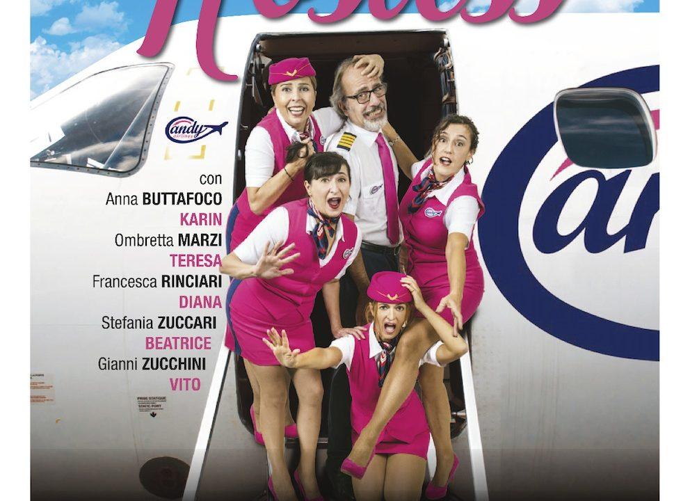 """Hostess"" in scena al Teatro Dafne di Ostia"