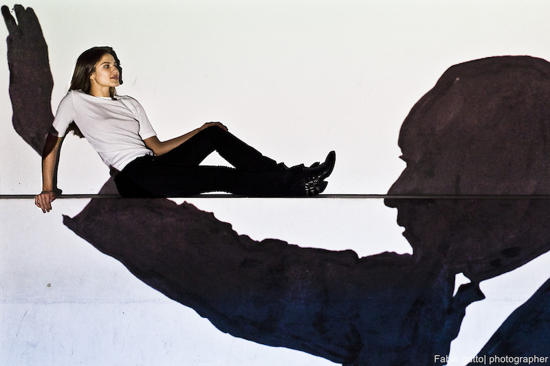 """Teatro Vascello: ultimi due giorni: 8 e 9 dicembre 2018 Paola Pitagora in """" Fiato d'artista"""""""