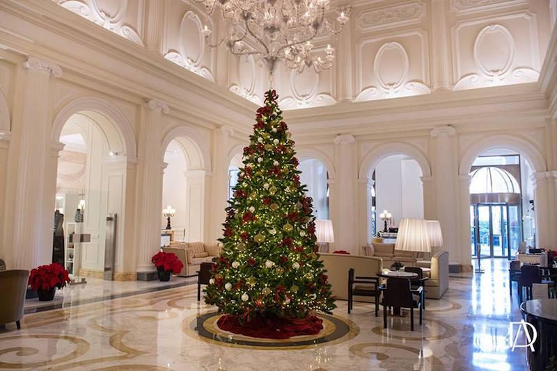 L'Executive ChefNiko Sinisgallipresenta le sue nuove creazioni per questo Natale al Ristorante Tazio nello splendido Palazzo Naiadi
