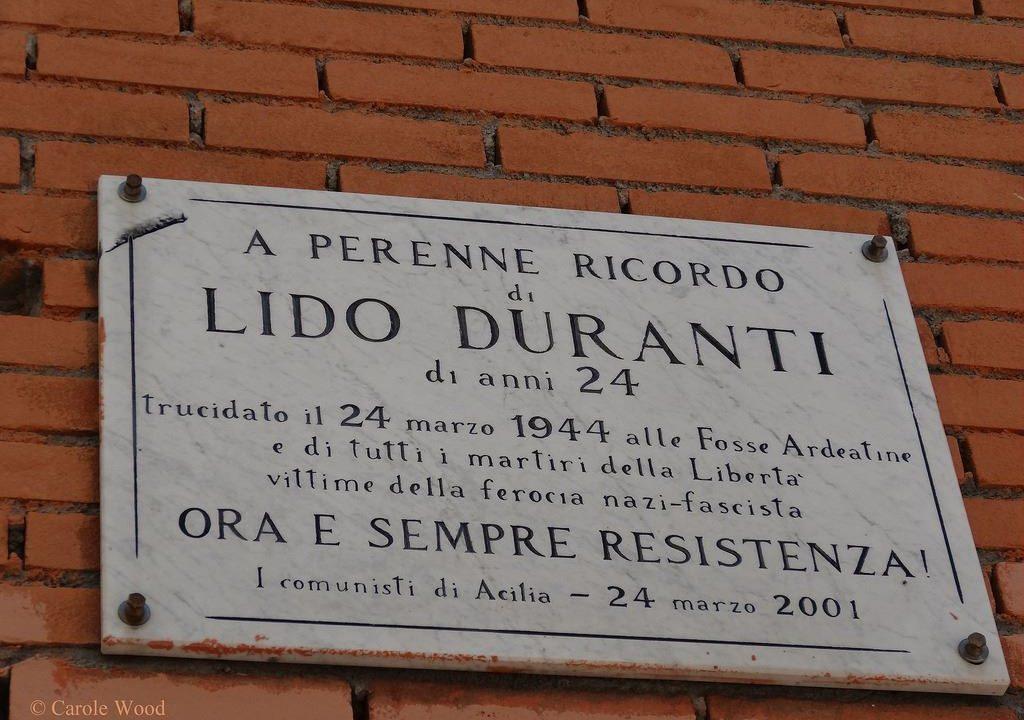 """Progetto Duranti. Lorenzo Proia: """"Il 23 febbraio alle ore 10.30 ci vediamo a Piazza Capelvenere per la pulizia straordinaria"""""""