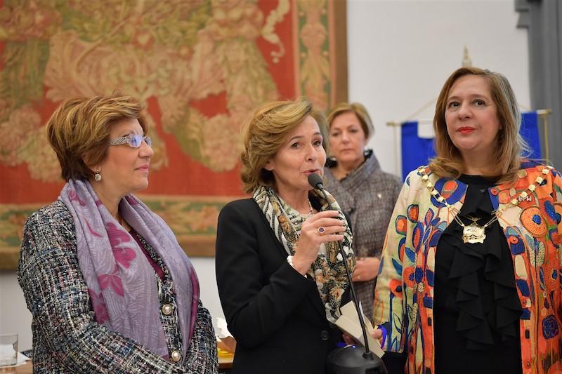 La Sezione Roma della FIDAPA BPW Italy compie 90 Anni