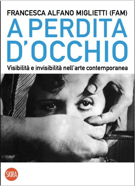 """Presentazione libro """"A perdita d'occhio"""" di Francesca Alfano Miglietti a Milano presso la Libreria Feltrinelli"""