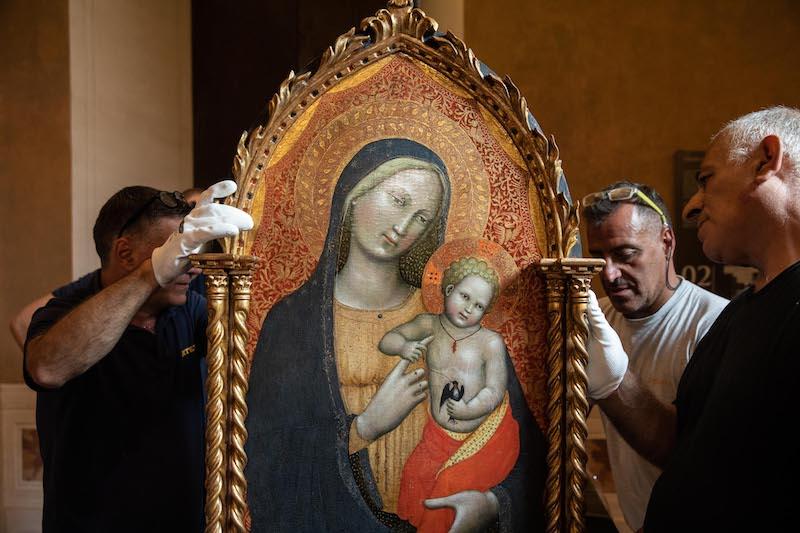 """Palazzo Barberini: prorogata la mostra """"La stanza di Mantegna. Capolavori dal Museo Jacquemart-André di Parigi"""" fino al 3 febbraio 2019"""