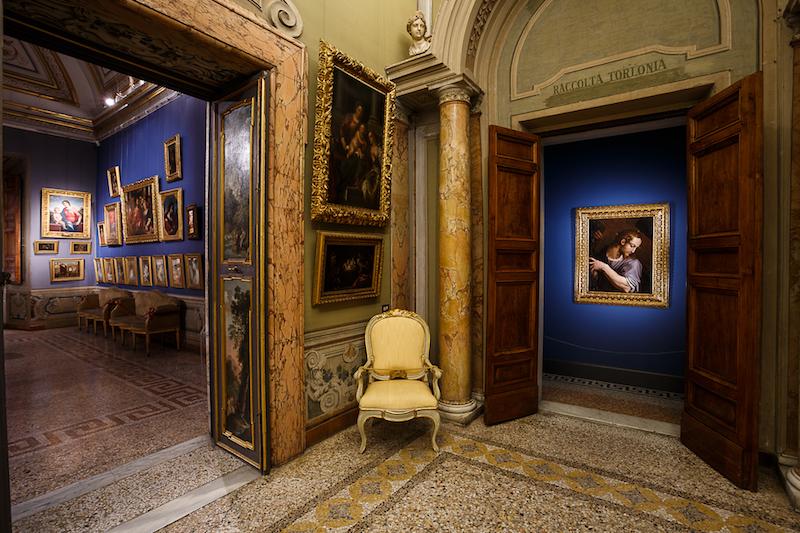 """Gallerie Nazionali di Arte Antica: per la prima volta in mostra il dipinto di Giorgio Vasari """"Il Cristo portacroce"""""""