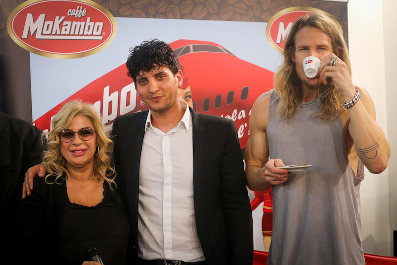 Vip e caffè Mokambo: un'accoppiata di successo alla Fiera Sigep di Rimini