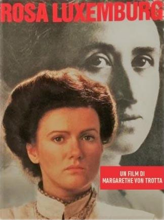 Rosa Luxemburg: proiezione e lezione di cinema con Margarethe von Trotta alla Casa del Cinema il 21 gennaio