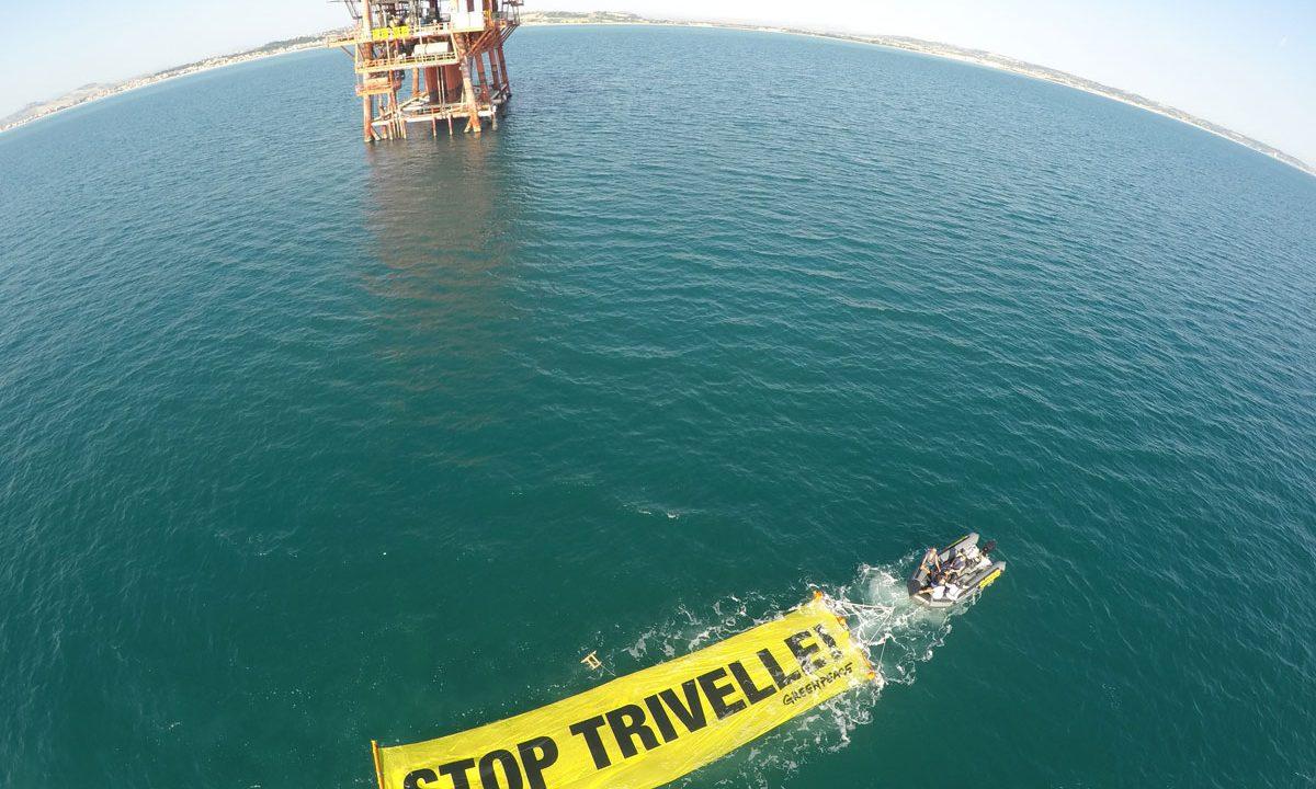 Greenpeace, Legambiente e WWF: bene l'estensione della moratoria ma servono provvedimenti definitivi contro le trivelle
