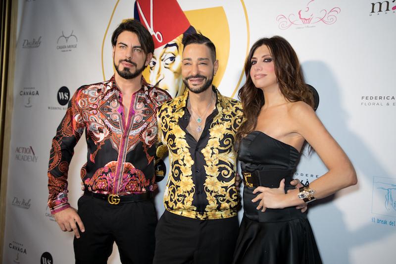 Da Rocco Casalino a Valeria Marini e Cecchi Gori: nessuno è voluto mancare al party hollywoodiano per il 42° compleanno di Nando Moscariello