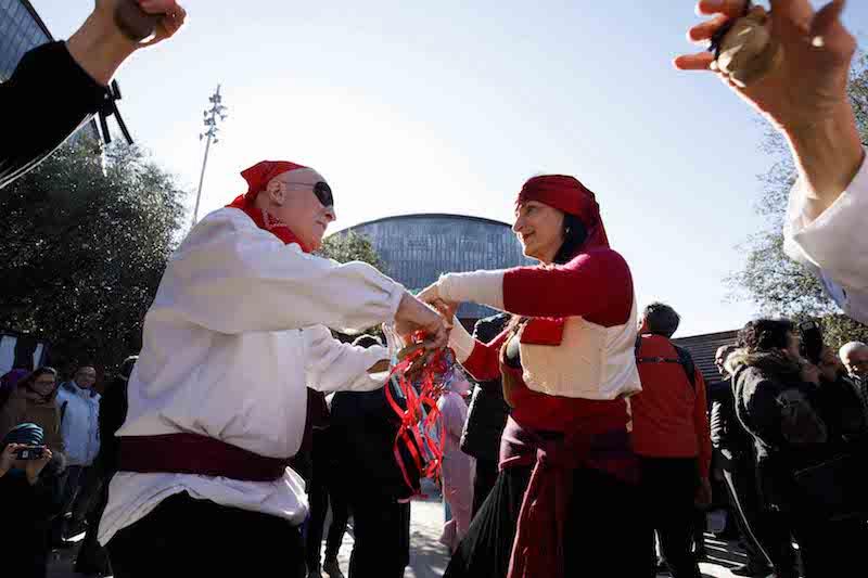 Tarantella del Carnevale: maschere, danze, canti, musiche e strumenti della tradizione del carnevale