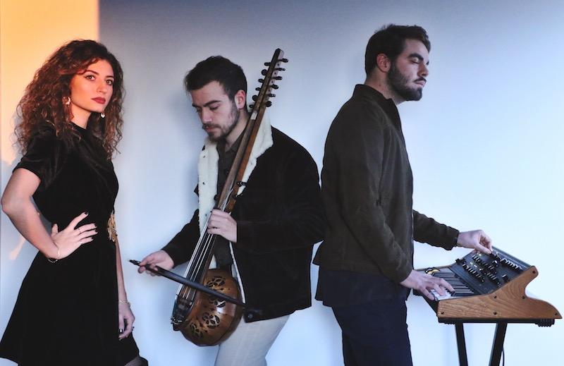 """DAHLÌA a Formia presentano in anteprima assoluta il loro disco """"Hybrid Essence"""""""