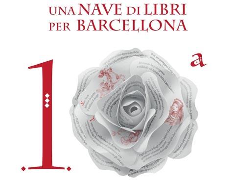 """""""Una Nave di Libri per Barcellona"""": i primi ospiti della X edizione (Speciale Pasqua 2019)"""