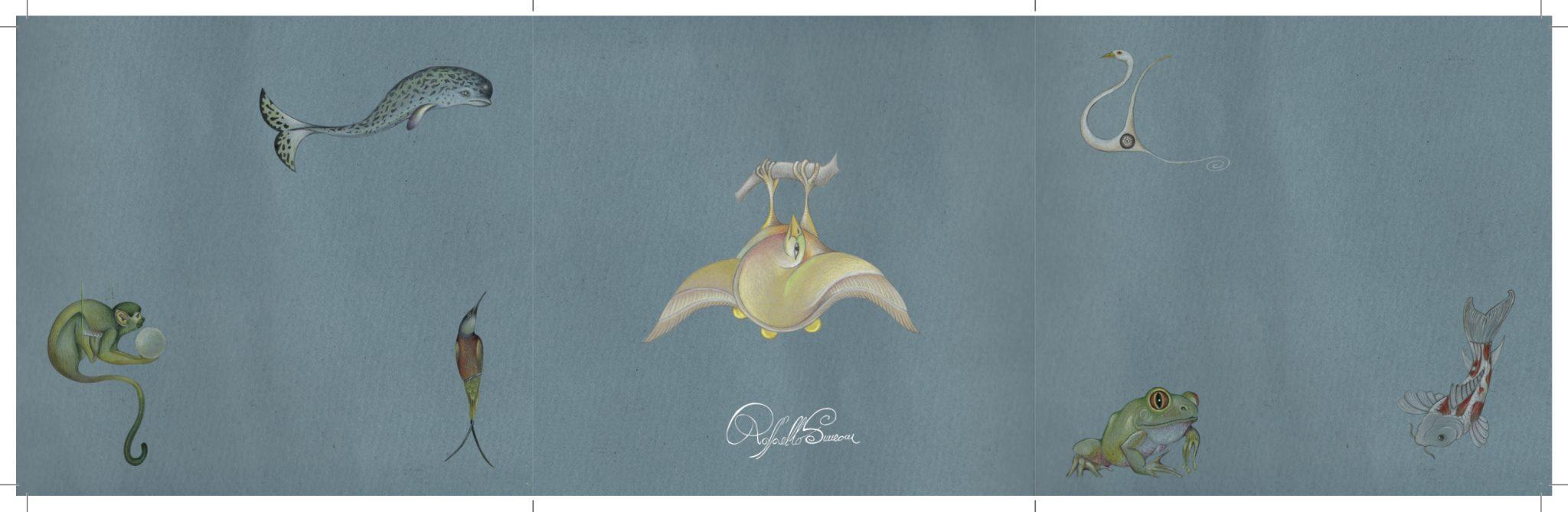 ORFEO Incantastorie, l'ultimo doppio album di Raffaello Simeoni