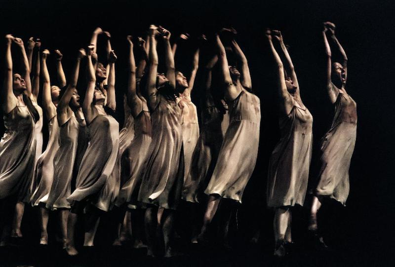 """Il Margutta Veggy Food & Art: """"Frammenti – Omaggio a Pina Bausch. Le foto di Ninni Romeo in mostra a 10 anni dalla morte della danzatrice e coreografa tedesca"""