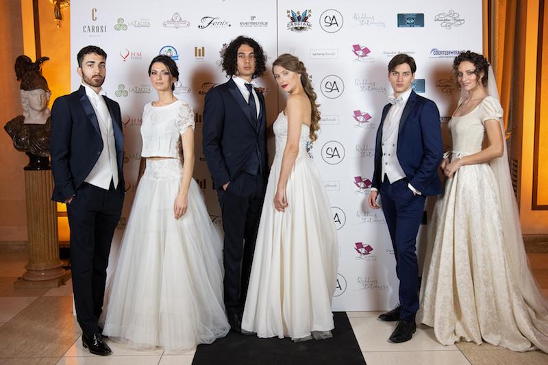 """Le eleganti suggestioni della """"Wedding Night"""" accendono di emozioni la notte de La Tacita"""