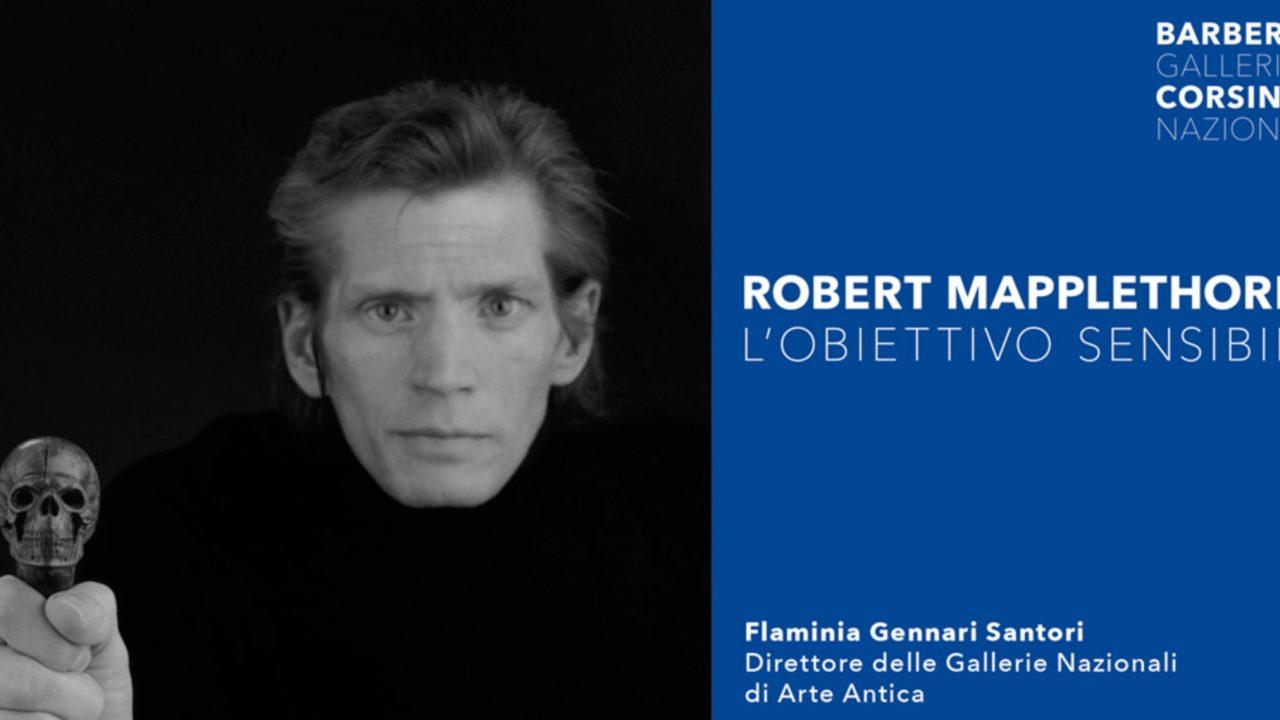 Galleria Corsini: Robert Mapplethorpe. L'obiettivo sensibile