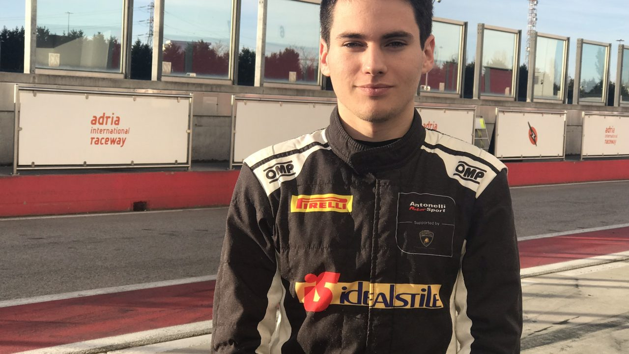 Marco Cenedese si lancia nel TCR DSG Endurance