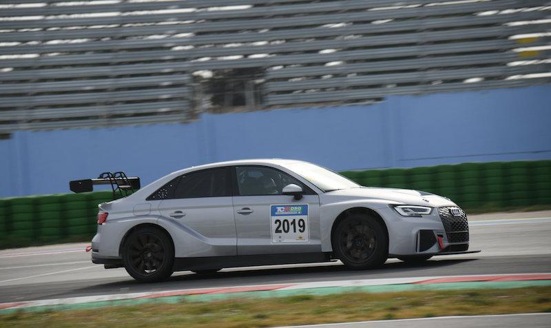TCR DSG Endurance: grandi numeri ai test di Misano