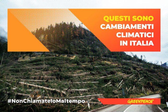 Greenpeace: «Ringraziamo Mattarella per suo impegno per contrasto a cambiamenti climatici, il Governo segua suo esempio»