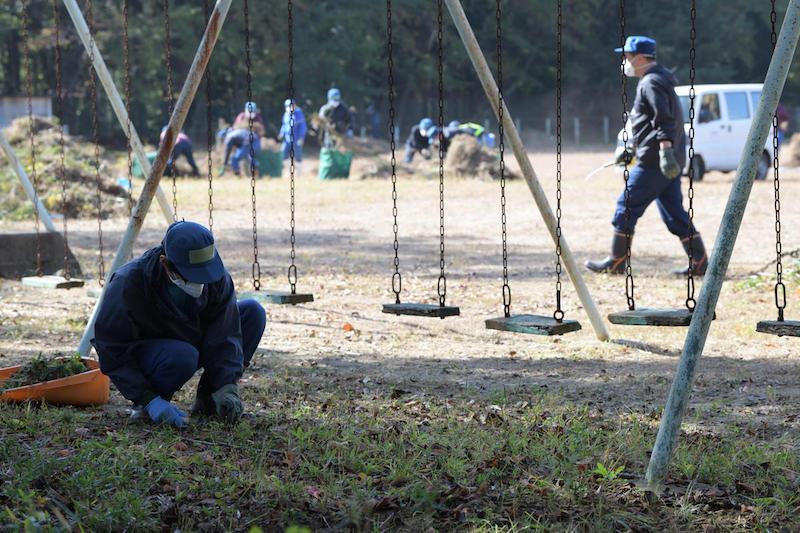Greenpeace: il governo giapponese inganna le Nazioni Unite sull'impatto di Fukushima su lavoratoti impegnati in decontaminazione e bambini