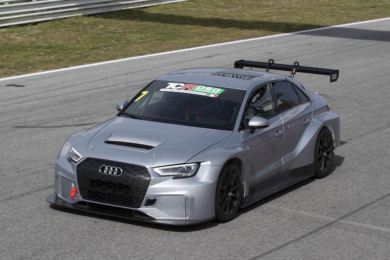 TCR DSG Endurance: Sandro Pelatti e Gabriele Volpato in equipaggio sull'Audi