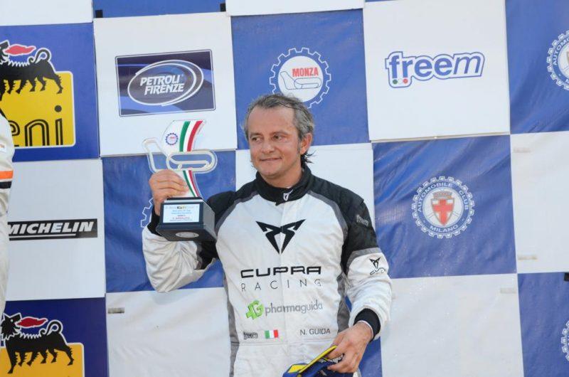 Nicola Guida pronto al debutto nel TCR DSG Endurance